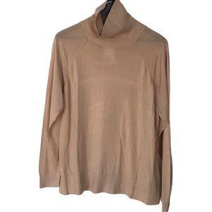 H&M Sweater- Tan- Size XL